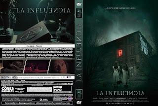 LA INFLUENCIA – 2019 [COVER – DVD]