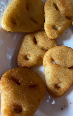 Space Raiders Potato Shapes From Iceland