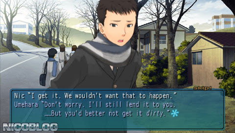 dating simulatie PSP Engels