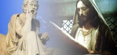 Όλο το ηθικόν δίδαγμα του Ιησού είναι ταυτισμένο με το αρχαίο Ελληνικό πνεύμα.