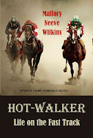 novel sports crime romance Hot-Walker