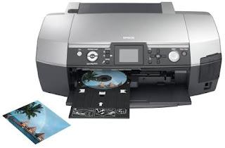 Epson Stylus Photo R340 Printer Drivers Download