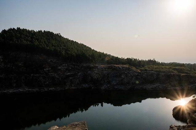 Marble Lake Purulia