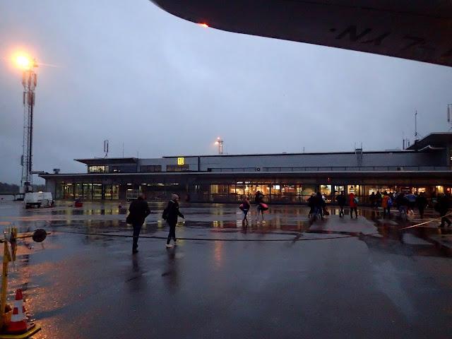 Lotnisko Oslo - Sandefjord Torp