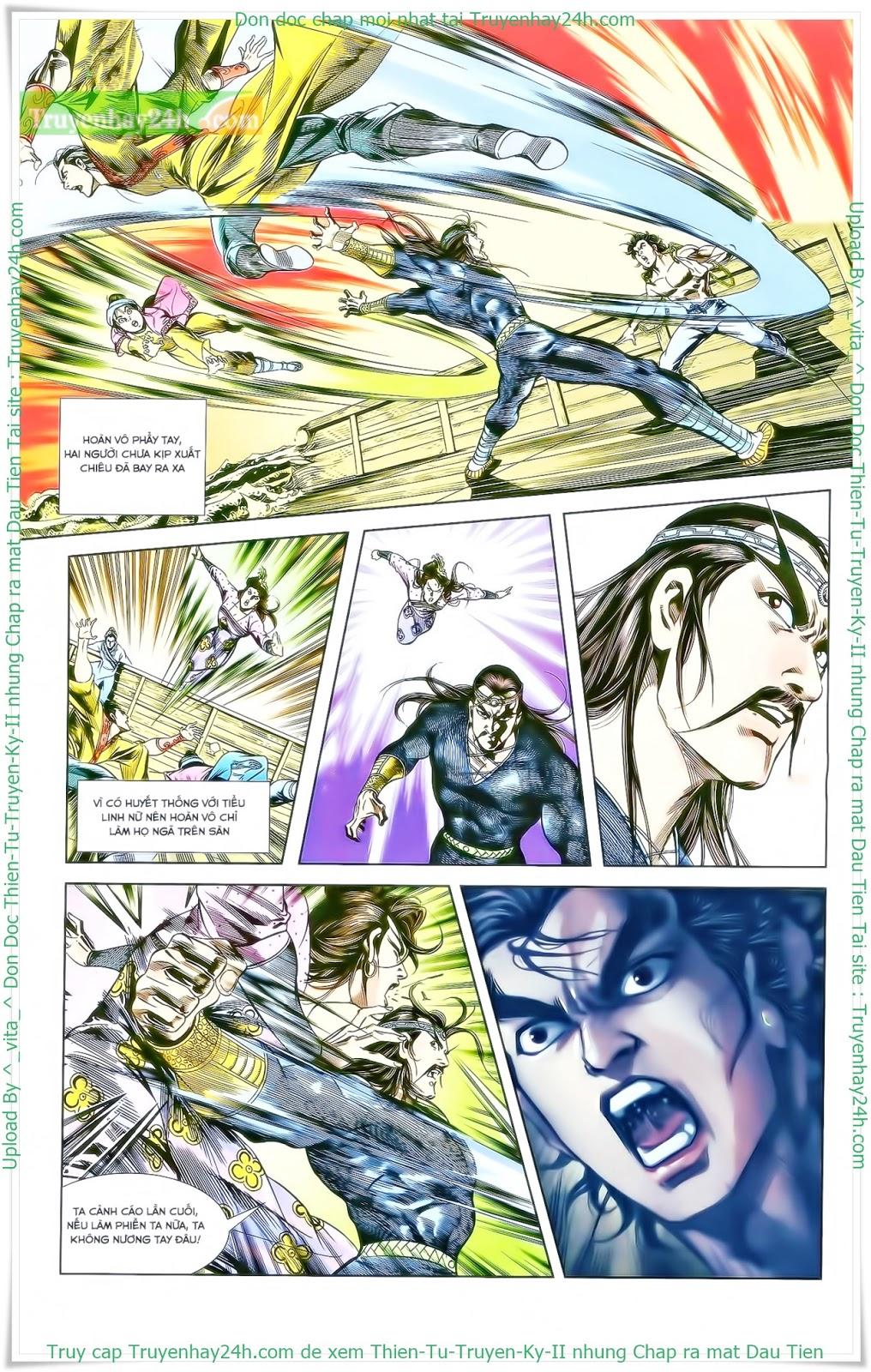 Tần Vương Doanh Chính chapter 27 trang 23