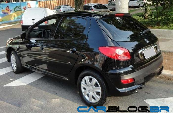 dfdee9231 Peugeot 207 1.4 XR 2011: fotos, preço, consumo e especificações ...
