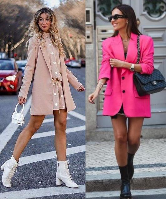 Guia de moda Como usar blazer parte 2, Mariana Gemelgo, Carol Curry