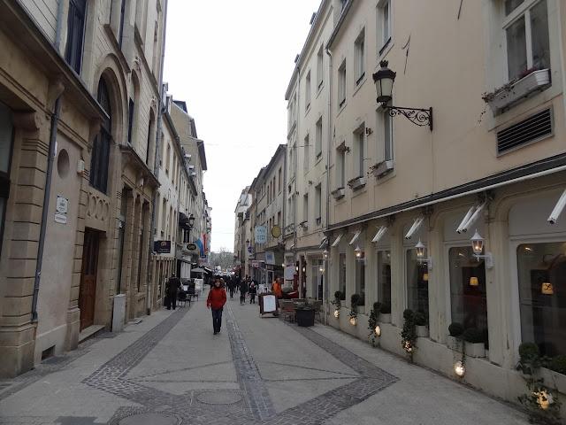 Blog Apaixonados por Viagens - Roteiro Completo 1 dia - Luxemburgo