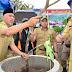 Pemko Padang dan PTP Kemenhan Tanam Pohon Sukun Untuk Penghijauan