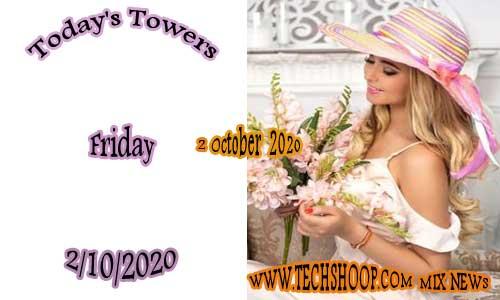Horoscopes today, Friday 2-10-2020 Abraj | Your luck today, Friday 10/2/2020 | Horoscope predictions Friday, October 2nd | Lucky October 2, 2020, Today's Horoscope 2 October