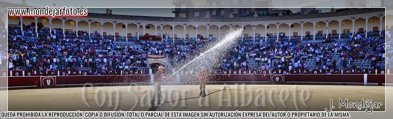 MAÑANA SE PRESENTAN LOS CARTELES DE LA FERIA TAURINA DE ALBACETE 2016