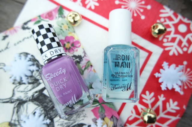 BarryM Iron Mani and Need For Speed