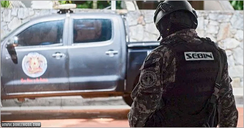 TRADICIÓN | Jefe del SEBIN de La Guaira está involucrado en tráfico de drogas