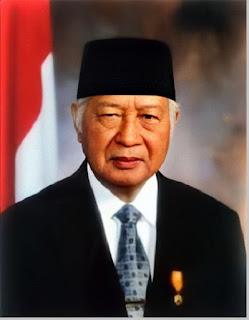 Profil biodata Soeharto
