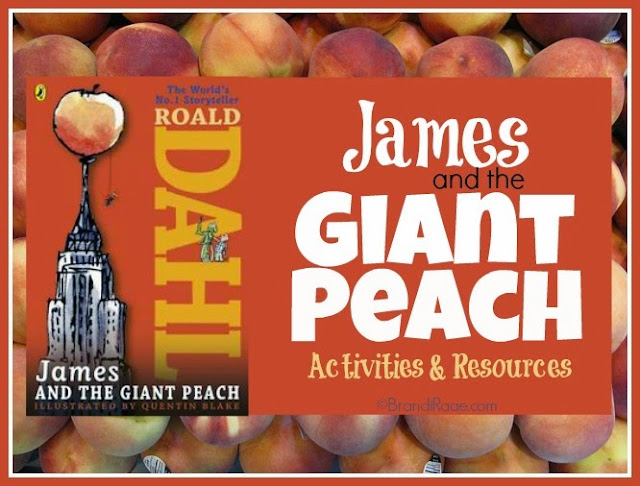 Brandi Raae James And The Giant Peach Activities And