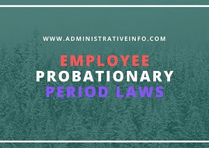 Employee Probationary Period Laws
