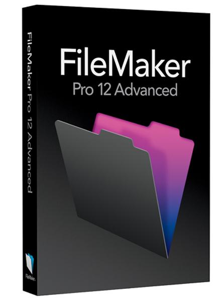 filemaker pro 12 advanced
