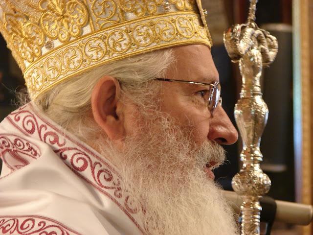 Μήνυμα Σεβασμιωτάτου Μητροπολίτη Θηβών και Λεβαδείας κ. Γεωργίου για τον εφετινό εορτασμό των Εισοδίων της Θεοτόκου στη Λιβαδειά