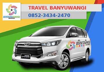 Travel Banyuwangi - Innova
