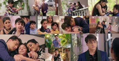 "Yeh Rishhta Kya Kehlata Hai Episode 21st October 2020 Written Update "" Kartik-Naira Says Sorry to Kairav, Naira Tries to Talk to Naksh """