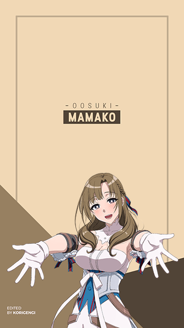 Oosuki Mamako - Okaa-san Online Wallpaper
