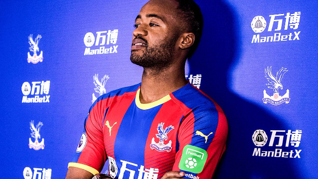 Jordan Aryew joins Crystal Palace for a three year deal