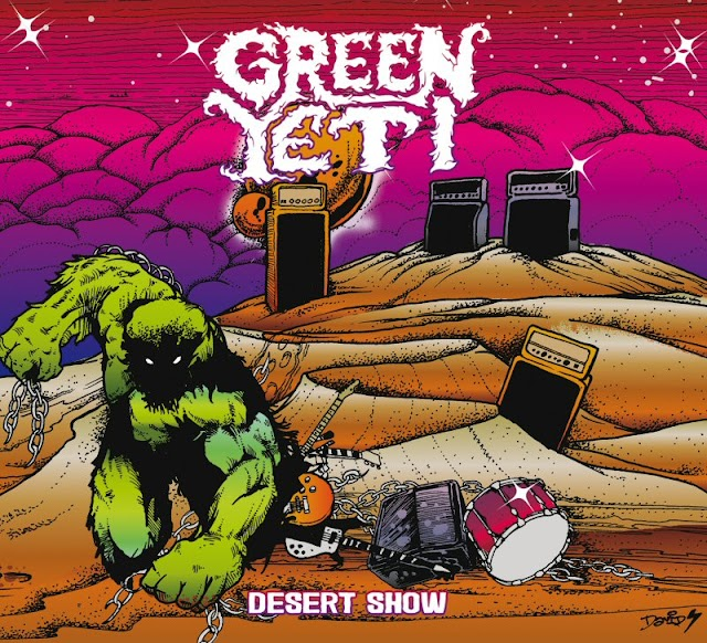 [Review] Green Yeti - Desert Show