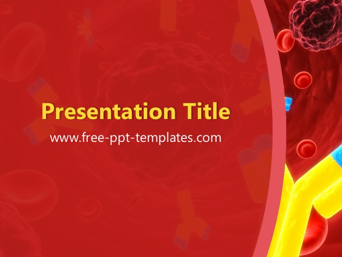 Immunology ppt template toneelgroepblik Image collections
