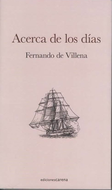 Acerca de los días, Fernando de Villena