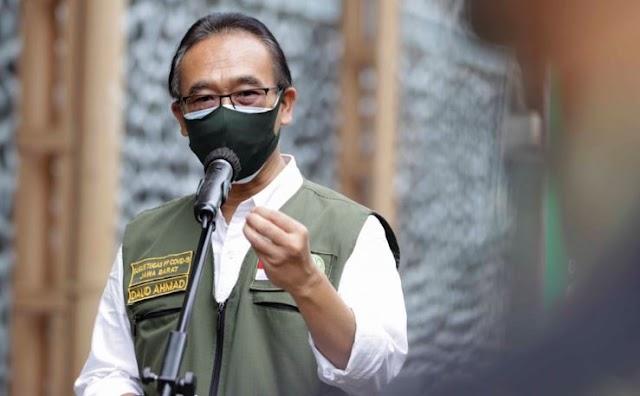 Gubernur Jabar Perpanjang  PSBB Proporsional Bodebek Hingga 23 Desember 2020