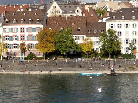 città di Basilea