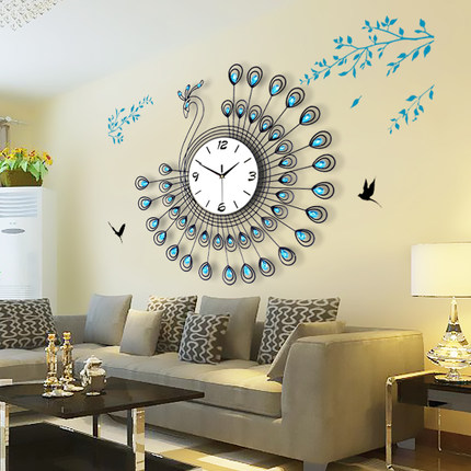 dwell of decor handmade wall clock design ideas. Black Bedroom Furniture Sets. Home Design Ideas