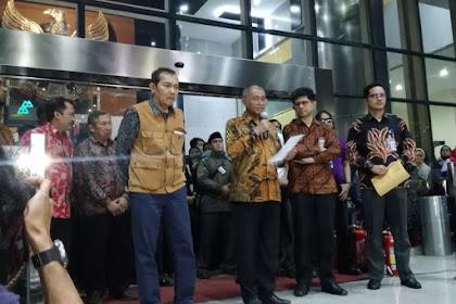 Kecewa....Jokowi Diminta Temui Pimpinan KPK Jika Masih Punya Jiwa Anti Korupsi