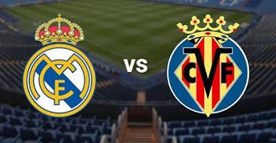 مشاهدة مباراة ريال مدريد ضد فياريال اليوم 21-11-2020 بث مباشر في الدوري الاسباني