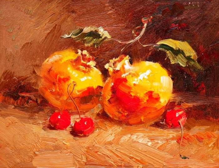 Польский художник. Анджей Влодарчик