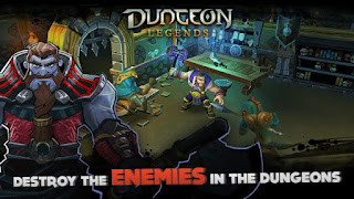Hack Dungeon Legend Apk Mega Mod
