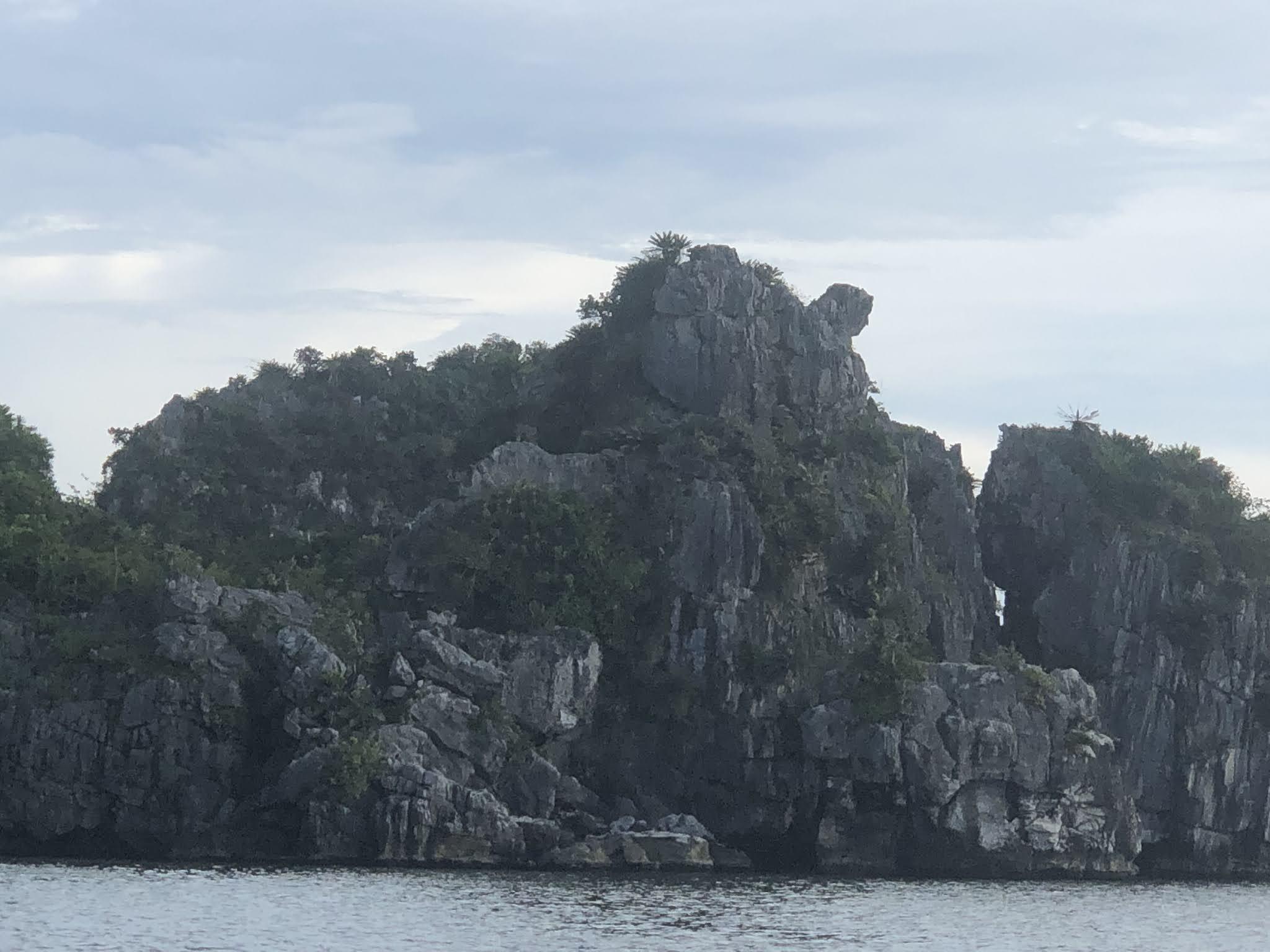 Đảo Bà Lụa Hà Tiên