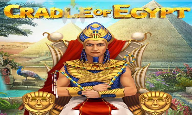 تحميل لعبة بناء الاهرامات Cradle of Egypt للكمبيوتر برابط مباشر