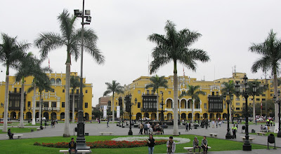 Plaza Mayor - Lima - Peru