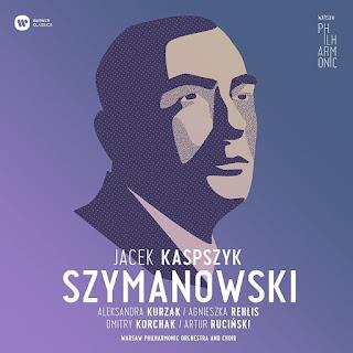 Szymanowski - Warner Classics - Warsaw Philharmonic