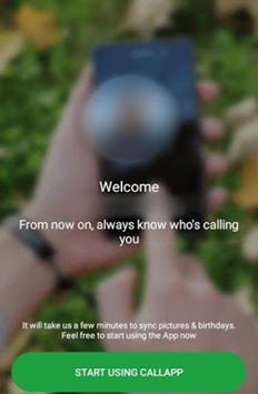 طريقة تشغيل تطبيق CallApp