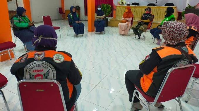 Mbrebes Mili 😭 dengar Kisah-Kisah Ladies Ojol di Kantor PKS Kota Bekasi
