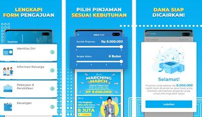 aplikasi penyedia pinjaman online cepat proses