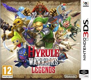 Rom Hyrule Warriors Legends 3DS