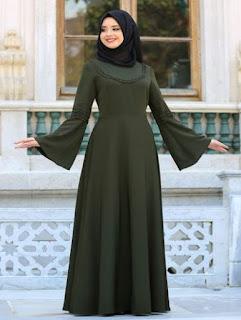 gaun pesta muslimah ala ivan gunawan