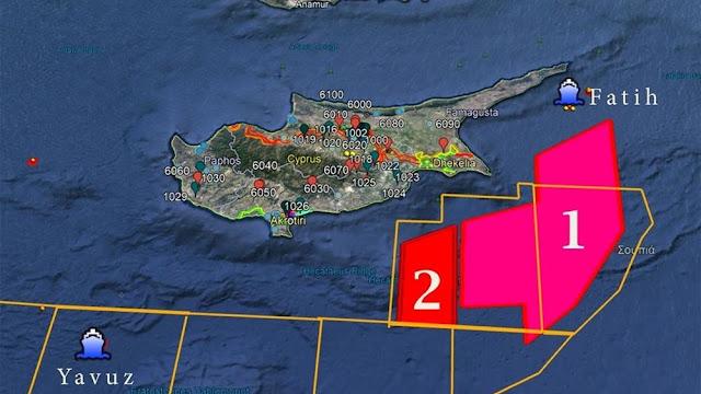 Νέα παράνομη Navtex εξέδωσε η Τουρκία