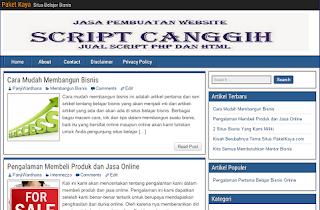 Membangun Ulang Situs Wordpress
