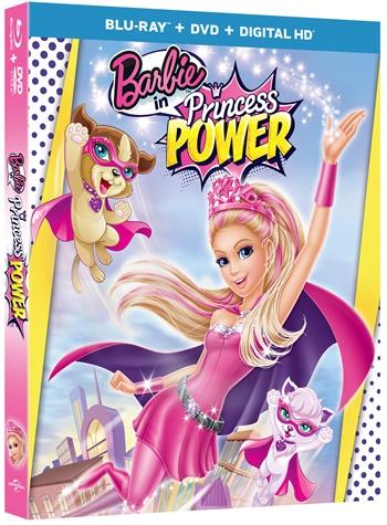 Barbie In Princess Power 1080p Latino