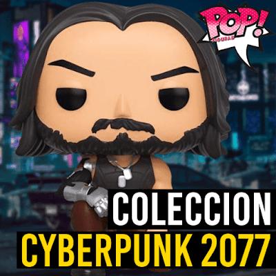 Lista de figuras Funko POP Cyberpunk 2077