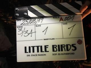 Little Birds, Sky